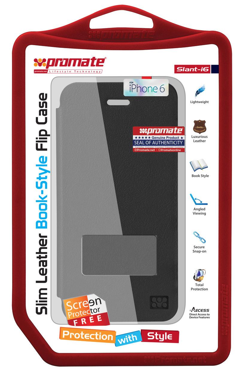 Чехол для iPhone Slant-i6 Black
