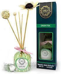 Аромадіффузор Saria Green Tea Bambu Oda Kokusu, 100 мл.