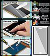 Защитное стекло для Iphone Promate utterShield-iP6P Gold, фото 2