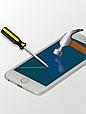 Защитное стекло для Iphone Promate utterShield-iP6P Gold, фото 5