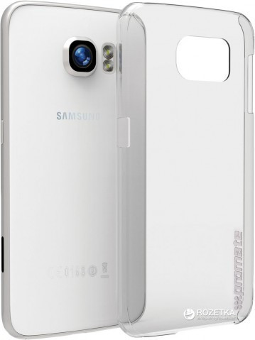 Чехол для Samsung Crystal-S6 Clear