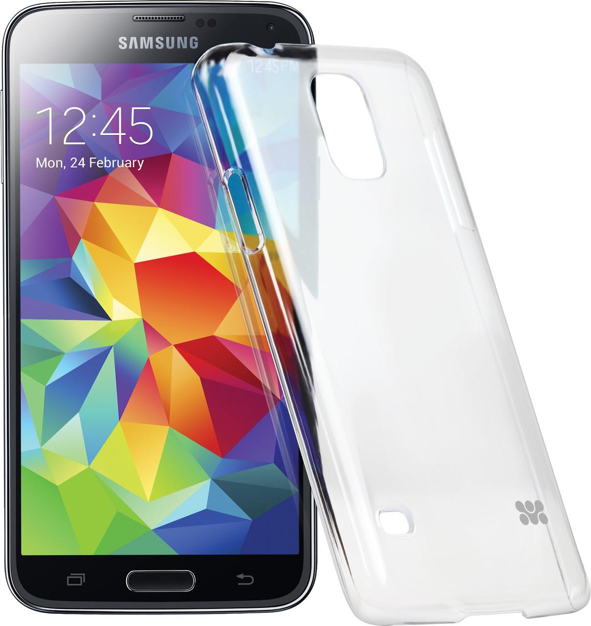Накладка Promate Crystal-S5 для Samsung Galaxy S5 Clear