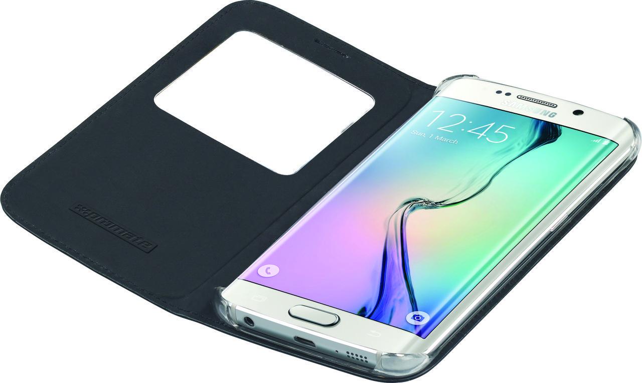Чехол-книжка Promate Tama-S6E для Samsung Galaxy S6 Edge