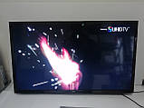 "Лед телевизор 32"" Akai UA32DM1100T2 (тюнер Т2 USB HDMI), фото 5"