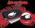 """Чехол для ноутбука Promate Zipper-L 15.6"""" Black, фото 5"""