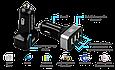 Автомобильное зарядное устройство Promate Ternion Black , фото 3