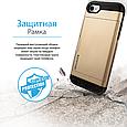 Чехол для iPhone Promate vaultcase-I7 Gold, фото 6