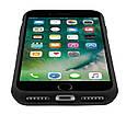 Кожаный защитный чехол для iPhone 7 Promate Wallet-X Black, фото 8