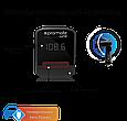 AUX/SD/USB FM трансмиттер Promate ezFM Black, фото 2