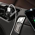 Автомобильное зарядное устройство USB Promate Turbo QC3 Black, фото 6