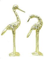 Фламинго алюминиевые, пара (фа-25)