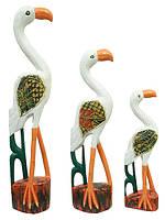 Фламинго, набор, 4 вида (пт-99, пт-100, пт-101)