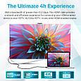 Кабель Promate prolink4k2-300 HDMI - HDMI v.2.0 3 м , фото 2
