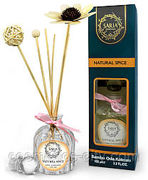Аромадіффузор Sarıa Natural Spice Bambu Oda Kokusu, 100 мл.