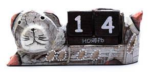 Календарь собачка много цветов(ка-41)
