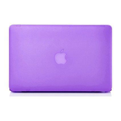 "Чехол-накладка для ноутбука Promate MacShell-Air 13"" MacBook Air 13"" Purple"