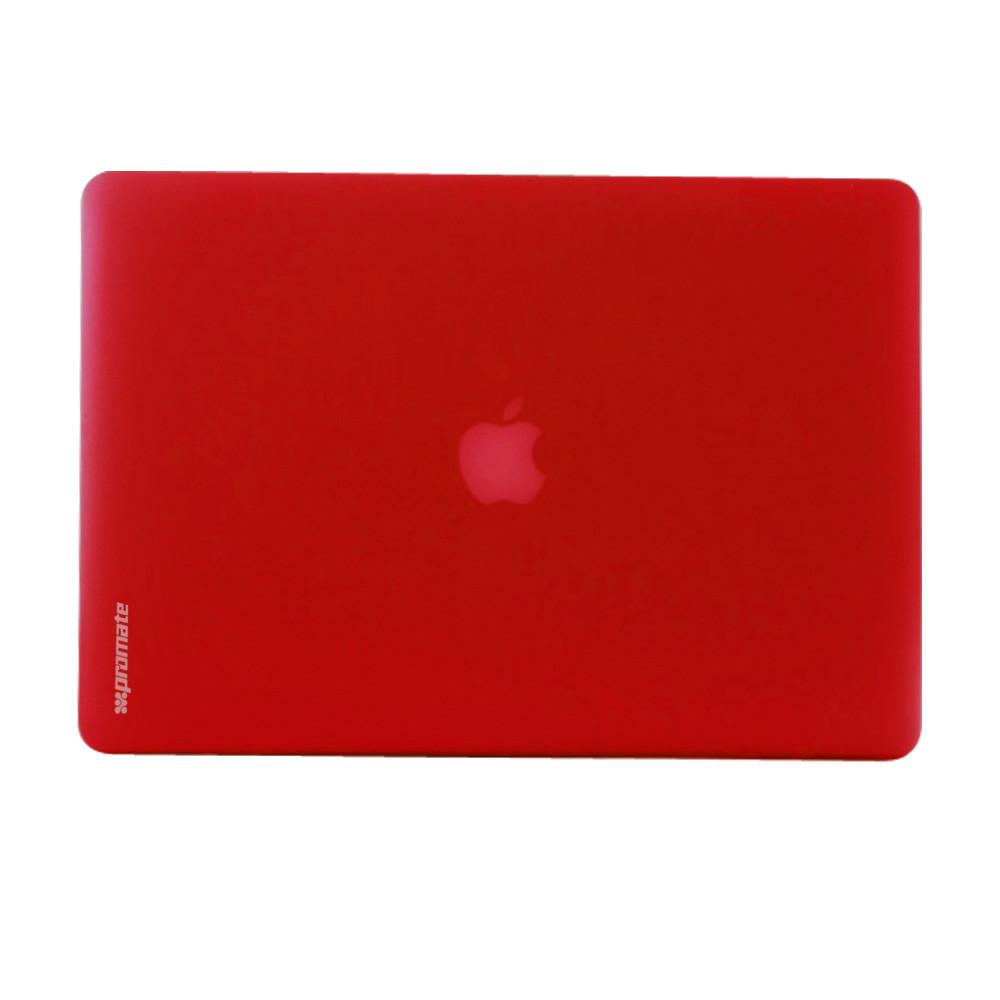 "Чехол-накладка для ноутбука Promate MacShell-Pro 13"" MacBook Pro 13"" with Retina display Red"