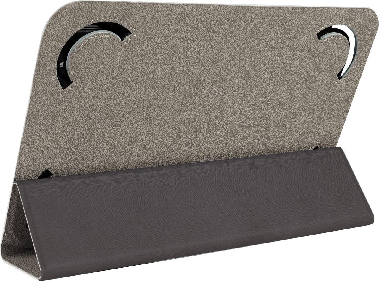 Универсальный двусторонний чехол для планшета Promate uniCase.10 Grey