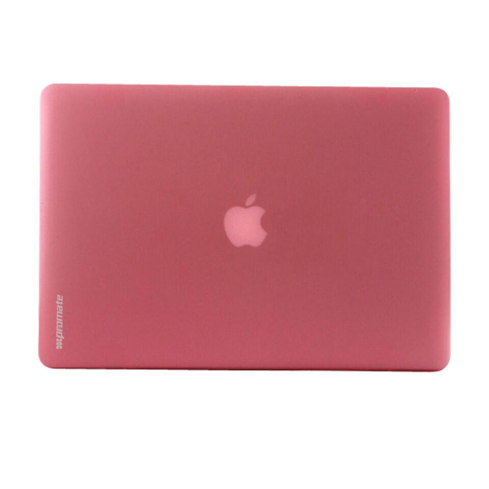 "Чехол-накладка для ноутбука Promate MacShell-Air11 MacBook Air 11"" Pink"