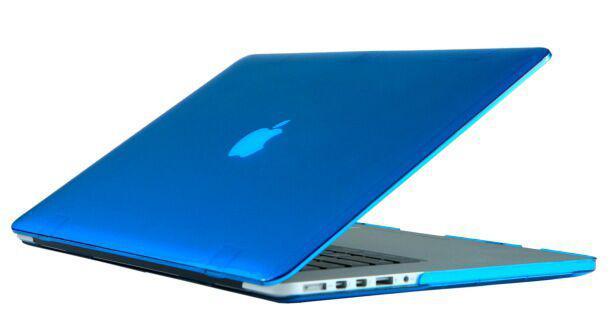"Чехол-накладка для ноутбука Promate MacShell-Air11 MacBook Air 11"" Blue"
