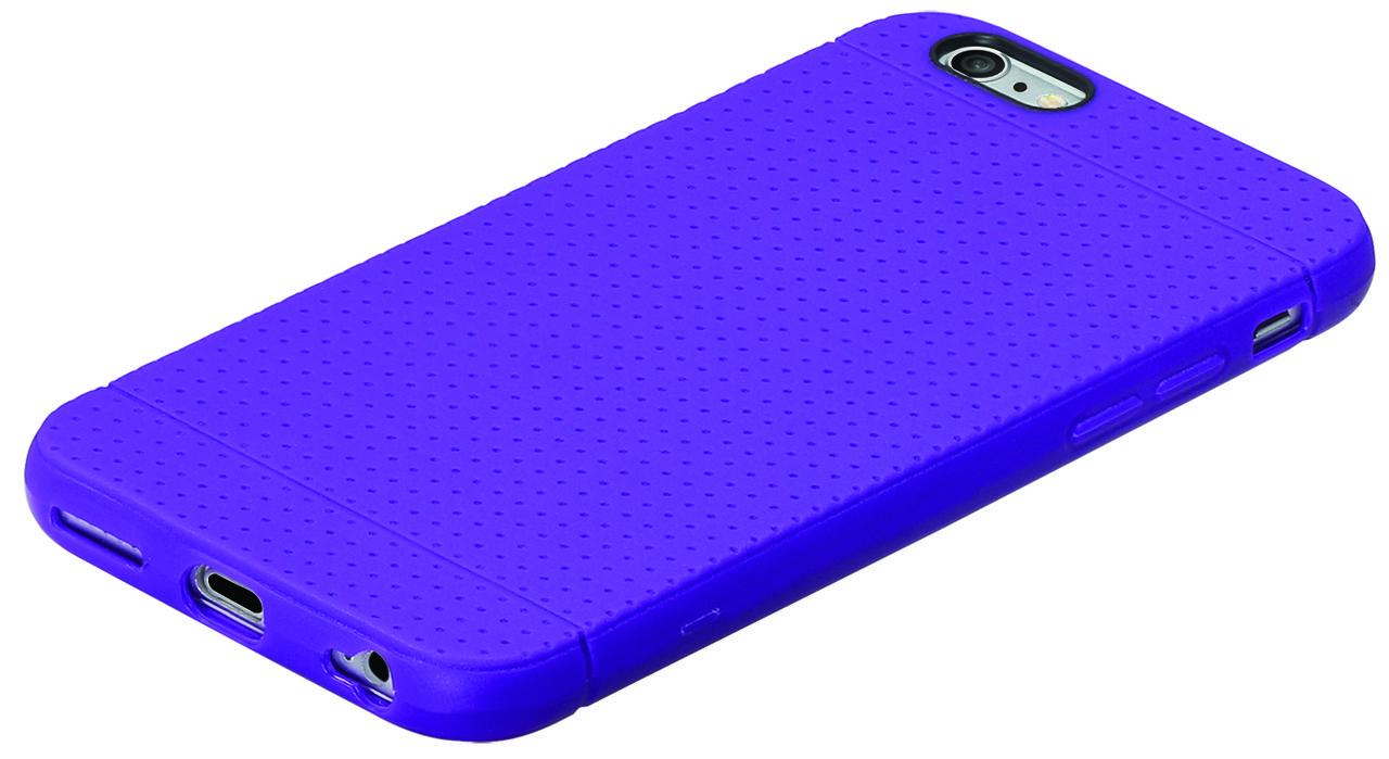 Чехол для iPhone Promate Flexi-i6 Purple