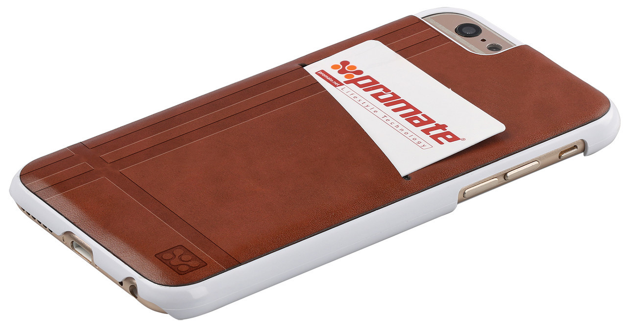 Чехол для iPhone Slit-i6P Brown