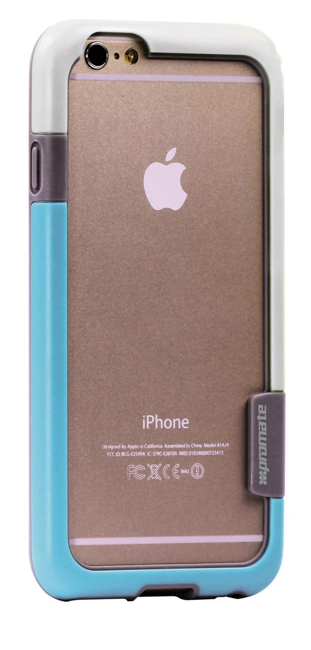 Чехол для iPhone Promate Fendy-i6 White