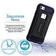 Чехол для iPhone Promate gripShell-I7 Black, фото 2