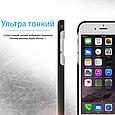 Чехол для iPhone Promate Metal-I7 Grey, фото 4