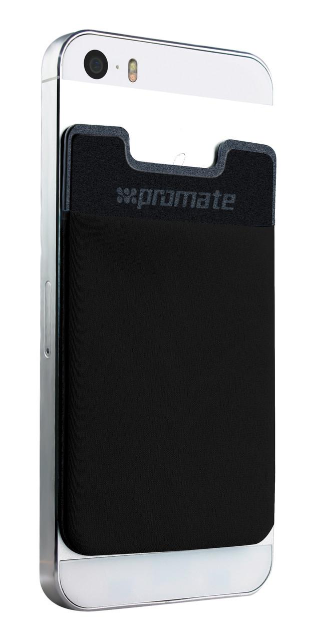 Стикер-накладка для карт Promate Cardo Black