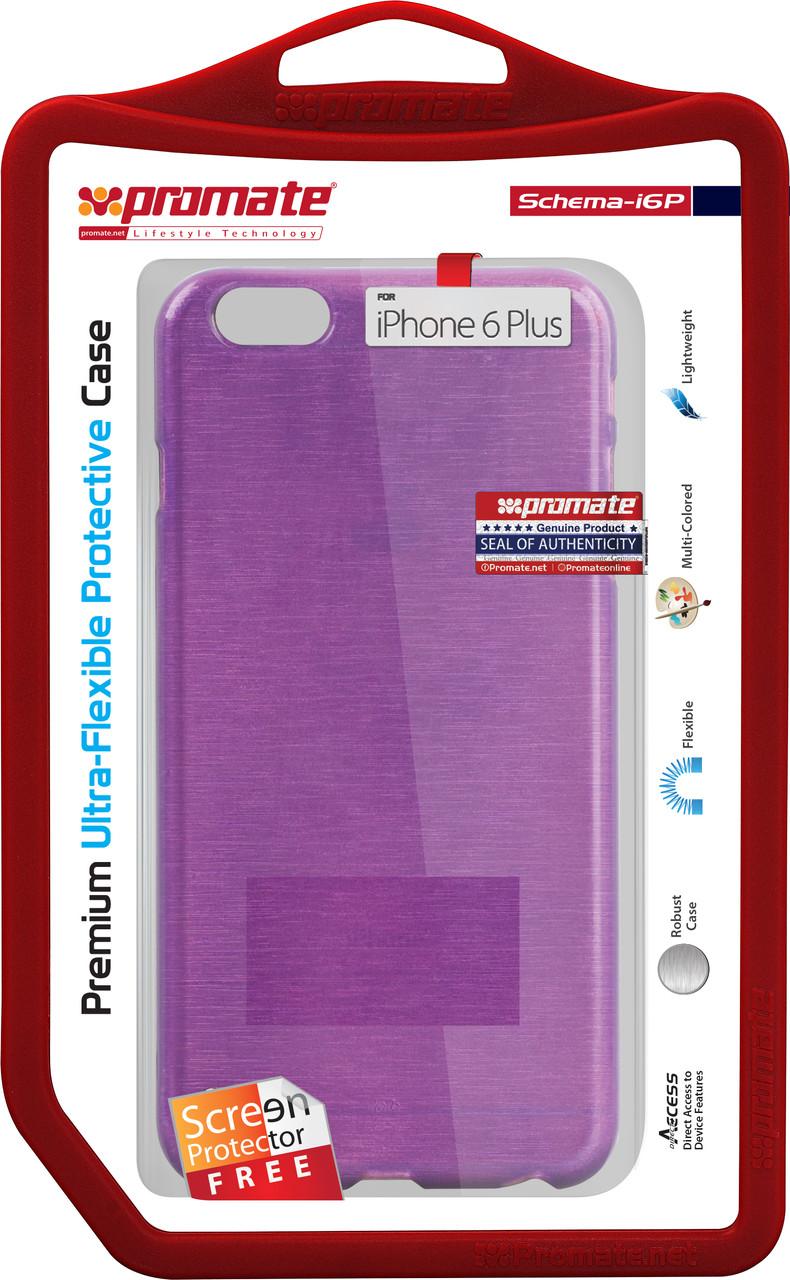 Чехол для iPhone 6 Promate Schema-i6P Purple