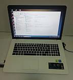 Ноутбук игровой Asus X751M с огромным 17 экраном. Белое совершенство. Игры на максимальных настройках, фото 4
