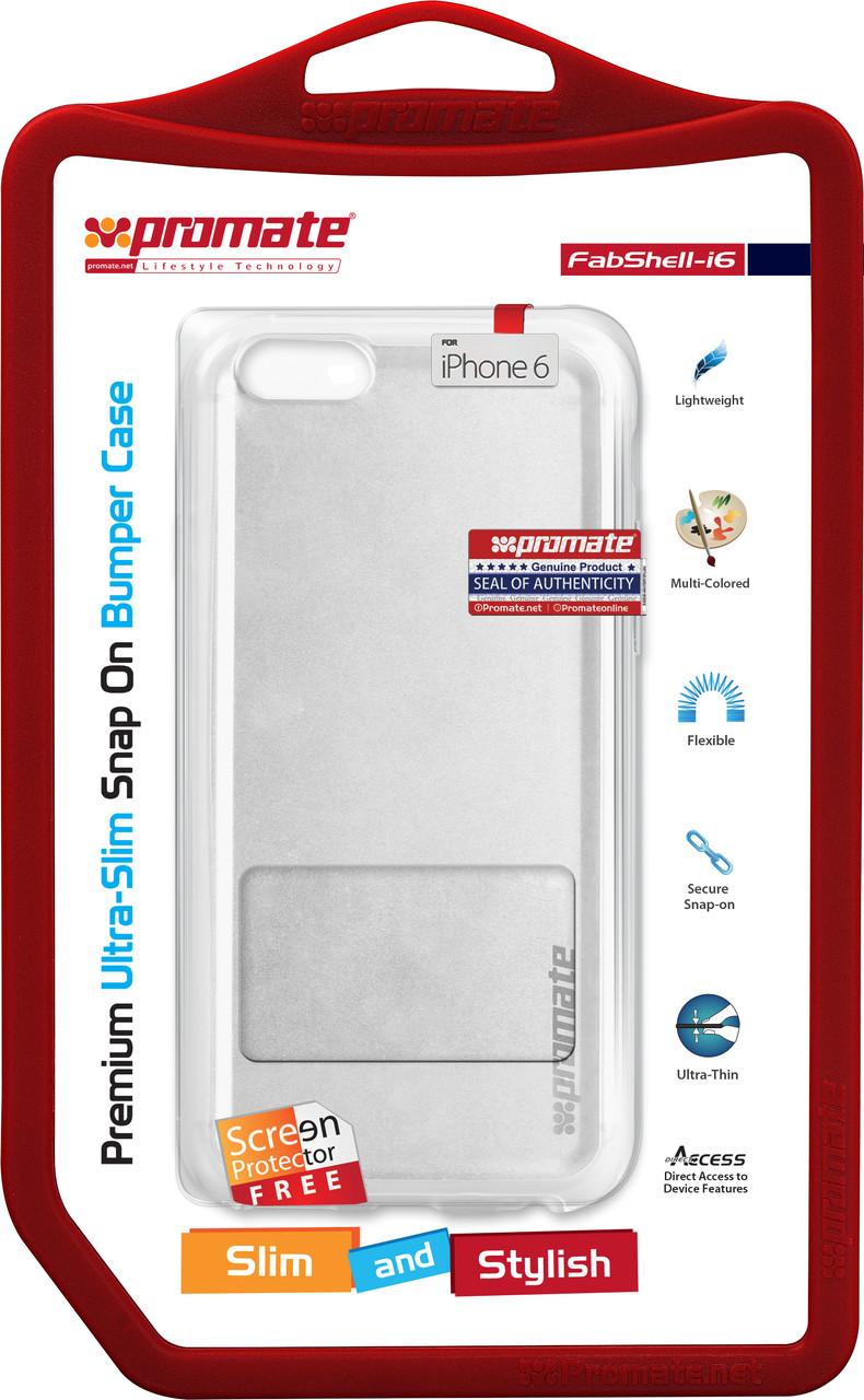 Чехол для iPhone FabShell-i6 White