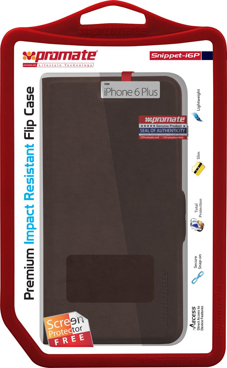Чехол для iPhone Spino-i6p Brown