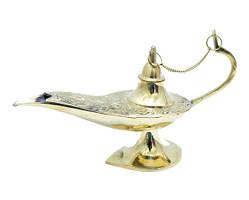 Лампа латунная Алладина (лл-22)