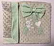 Одеяло плед ПЛЮШ детское минки MINKY, хлопок, микрофибра, дитяче покривало плед, ковдра для новонароджених, фото 2