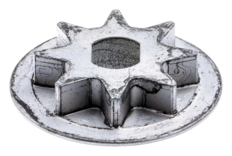 """Приводна зірочка Husqvarna 3/8"""" 8T, для бензопил 365, 372XP"""