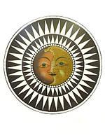 Солнышко без лучиков с зеркалами (си-25)