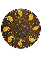 Солнышко с инь-янь и часиками, 3 цвета (си-78)