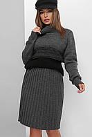 Женский вязаный свитер, фото 1