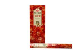 Благовония Hem-Precios Rose на угольной основе (б-37-21)