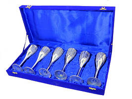Набор фужеров в синей коробке (нр-70)