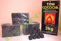 Уголь для кальяна Tom Cococha