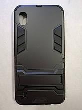 Чехол Samsung A10 / M10 Terminator Black