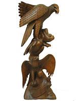Три орла с кроликом (ос-51)