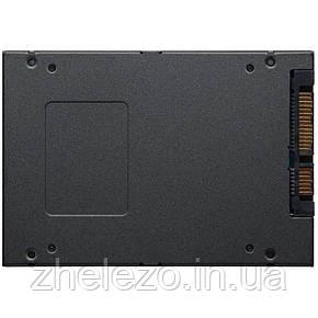 "Накопичувач SSD 120GB Kingston SSDNow A400 2.5"" SATAIII TLC (SA400S37/120G), фото 2"