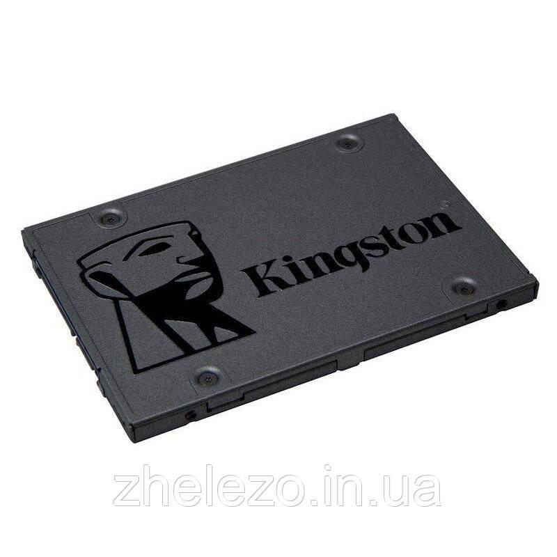 "Накопичувач SSD 120GB Kingston SSDNow A400 2.5"" SATAIII TLC (SA400S37/120G)"