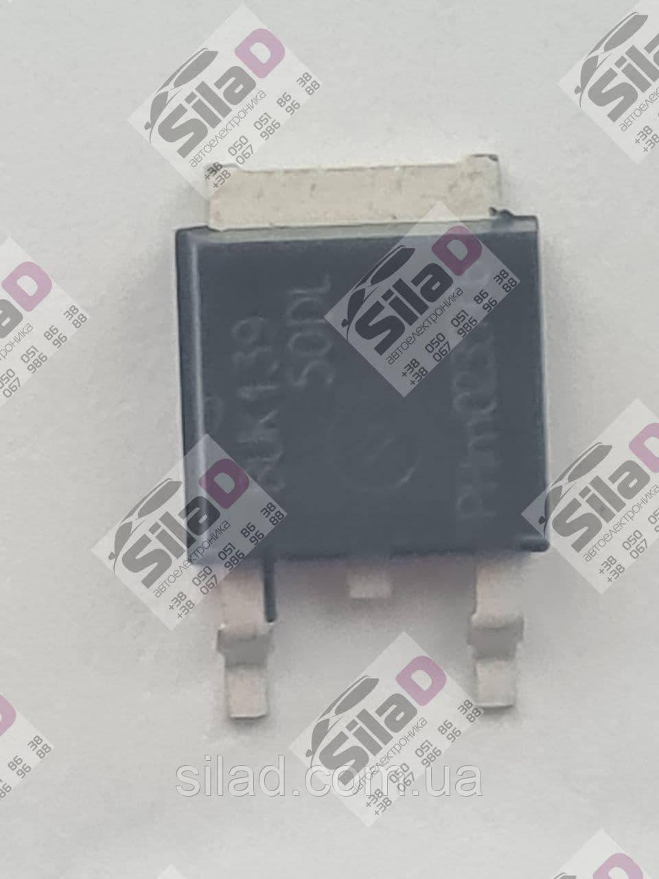 Транзистор BUK139-50DL NXP Semiconductors корпус DPAK