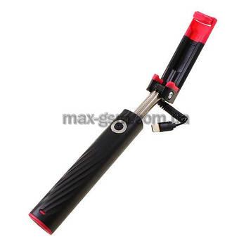Monopod Hoco K8 Lightning black