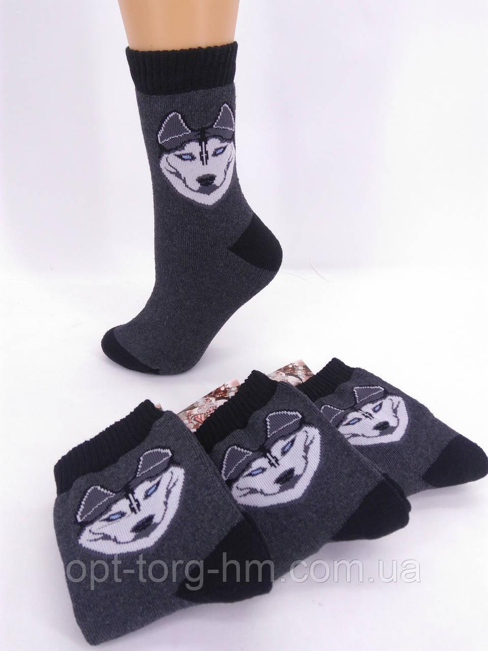 Женские махровые носки  КВМ